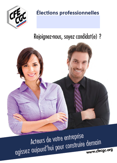 Affiche Elections 2015